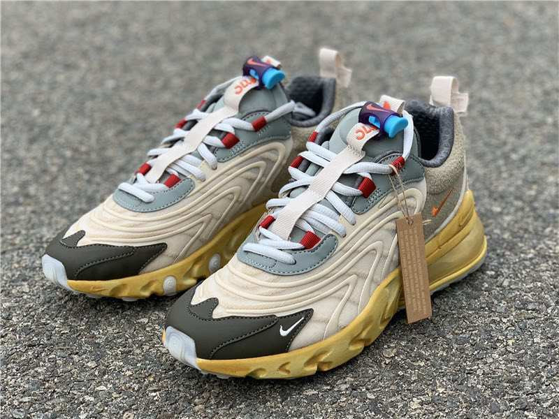 Кроссовки Air Max 270 React Travis Scott